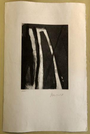 彫版 Van Velde - Composition