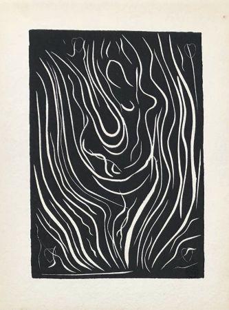 リノリウム彫版 Matisse - Composition