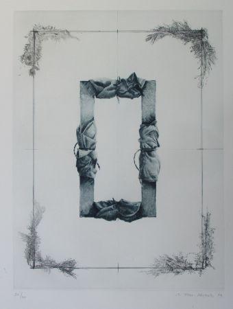彫版 Titus Carmel - Composition