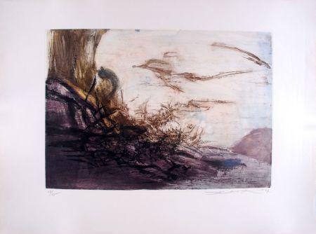 エッチングと アクチアント Zao - Composition 172