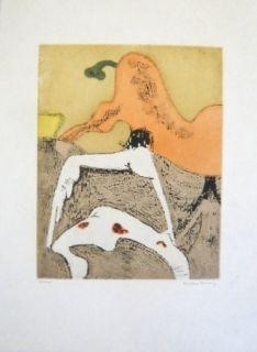 エッチングと アクチアント Tanning - Composition 7