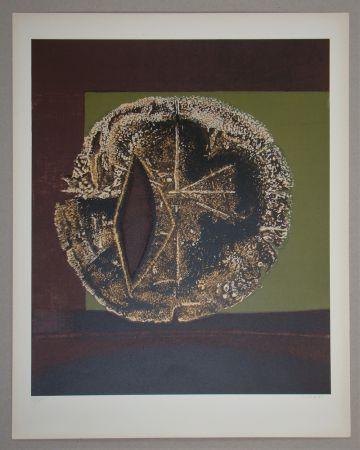 シルクスクリーン Piaubert - Composition III. - 1964
