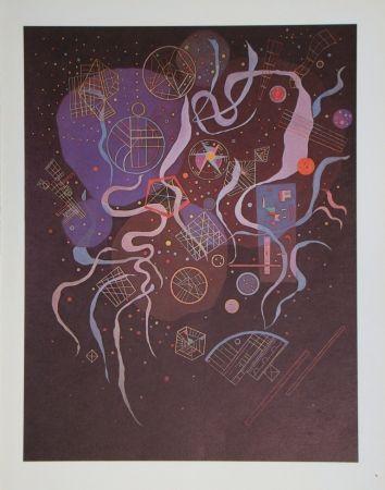 リトグラフ Kandinsky - Composition, période parisienne 1934-1944