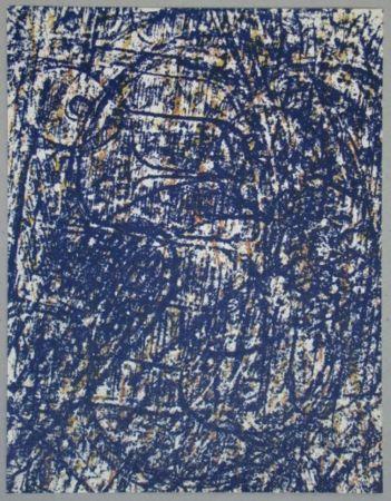 リトグラフ Ernst - Composition Pour Xxe Siècle, 1962