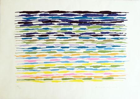 リトグラフ Dorazio - Composizione 2