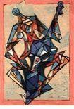 リトグラフ Kahn - Concerto