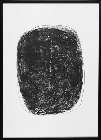 リトグラフ Fontana - Concetto Spaziale N.1