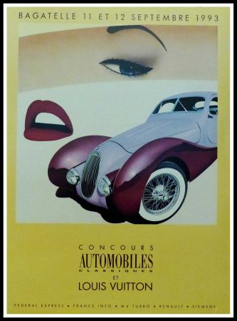 掲示 Razzia - CONCOURS AUTOMOBILES CLASSIQUES
