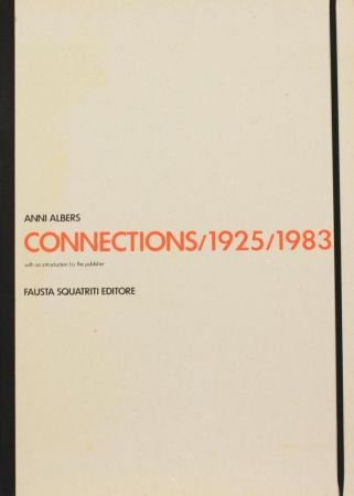 リトグラフ Albers - CONNECTIONS 1925-1983