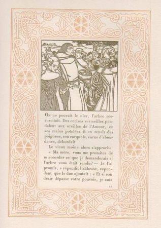 挿絵入り本 Jones - Contes de la Fileuse