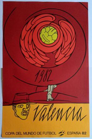 掲示 Adami - Copa del Mundo 1982 - Valencia