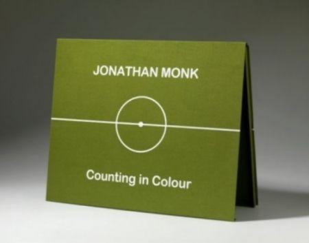 リトグラフ Monk - COUNTING IN COLOUR