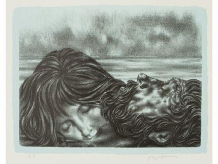 リトグラフ Hirsch - Couples (includes