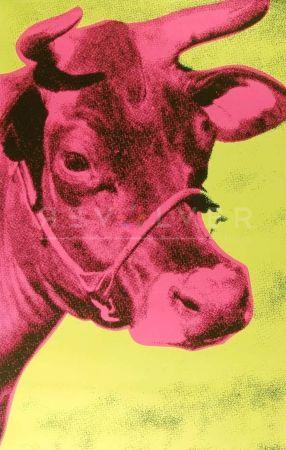 シルクスクリーン Warhol - Cow (Fs Ii.11)