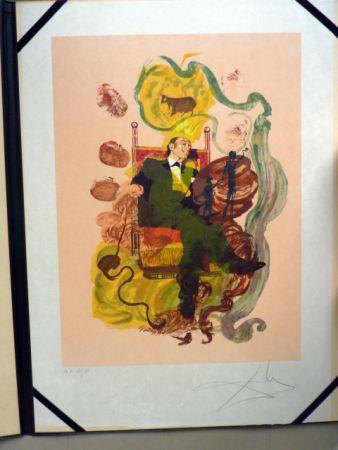 リトグラフ Dali - Dali's Dreams