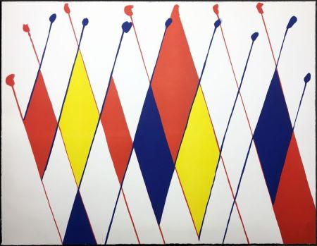 リトグラフ Calder -