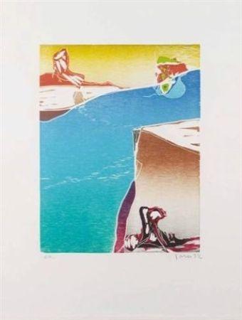 木版 Jorn - Dans le Sillage d'if-Aube