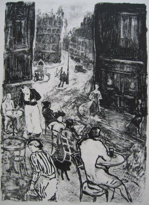 挿絵入り本 Boussingault - D'après Paris