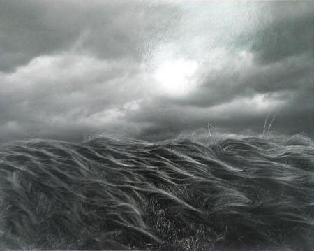 リトグラフ Kunita - Dark Cloud