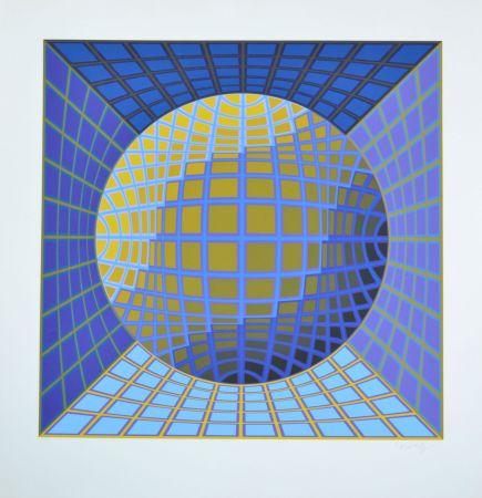 多数の Vasarely - Dauve