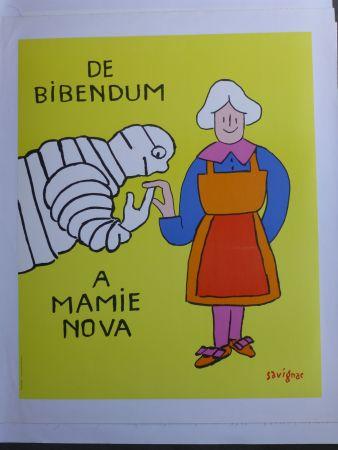 掲示 Savignac - De bibendum à mamy nova