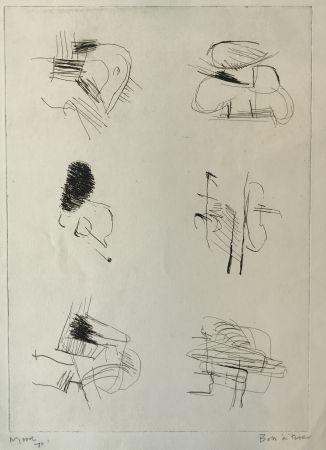 彫版 Moore - Deconstructed Figures II