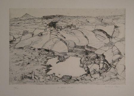 彫版 Moser - Der letzte Schnee