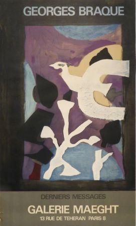 掲示 Braque - Derniers Messages