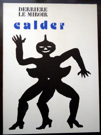 挿絵入り本 Calder - DERRIÈRE LE MIROIR N°212 ''CRAGS ET CRITTERS''