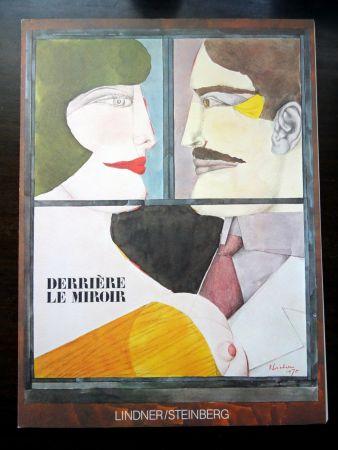 挿絵入り本 Steinberg - DERRIÈRE LE MIROIR N°241 ''LINDNER - STEINBERG'
