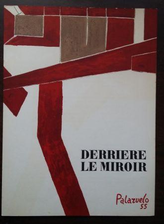 挿絵入り本 Palazuelo - DERRIÈRE LE MIROIR N°73