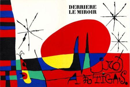 リトグラフ Miró - Derrière Le Miroir N°87-88-89. Miro Artigas. Juin-Juillet-Août 1956.