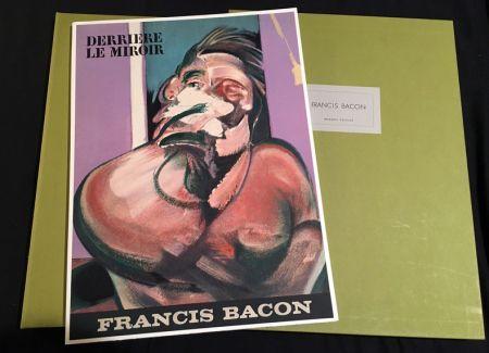 挿絵入り本 Bacon - Derrière Le Miroir N° 162 (1966). Tirage De Luxe Sur Rives.
