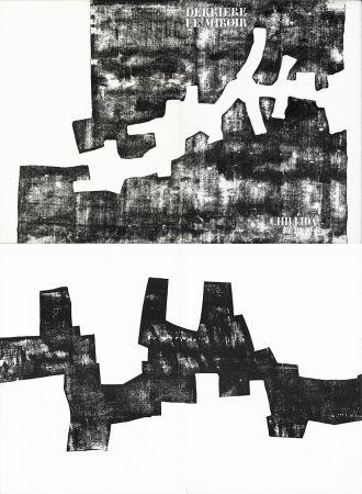 挿絵入り本 Chillida - DERRIÈRE LE MIROIR N° 174. CHILLIDA. Novembre 1968.