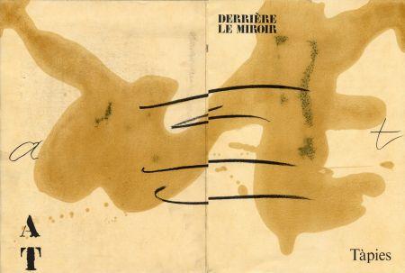 挿絵入り本 Tapies - DERRIÈRE LE MIROIR N° 253. TAPIES. Juin 1982.