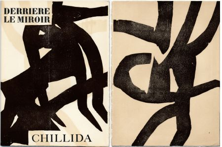 挿絵入り本 Chillida - DERRIÈRE LE MIROIR N °90-91. CHILLIDA. Oct.-Novembre 1956.