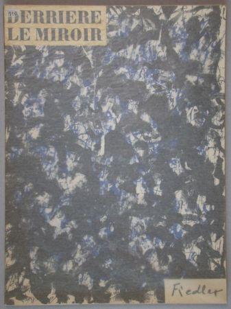 リトグラフ Fiedler - Derrière Le Miroir