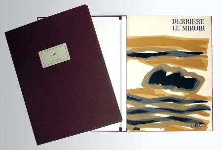挿絵入り本 Ubac - Derrière le miroir 142