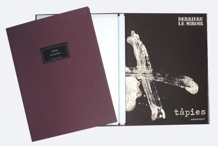 挿絵入り本 Tàpies - Derrière le miroir 210