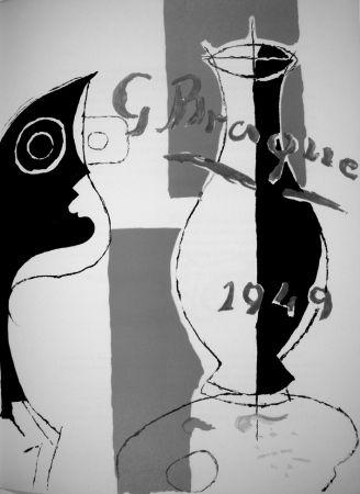 リトグラフ Braque - Derrière le Miroir n.135/136