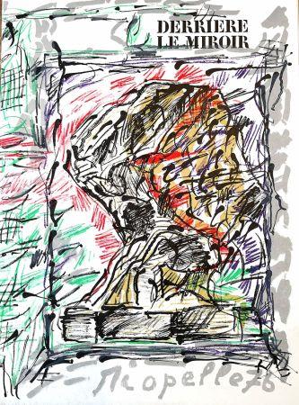 挿絵入り本 Riopelle - Derrière le Miroir n.218