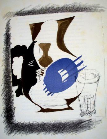 リトグラフ Braque - Derrière le Miroir n.48/49