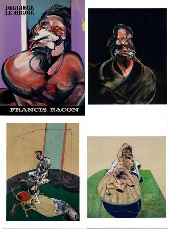 リトグラフ Bacon - Derrière le Miroir N° 162 Novembre 1966