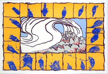 リトグラフ Alechinsky - Derriere le Miroir