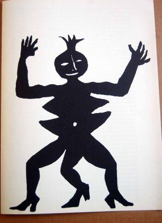 リトグラフ Calder - Derriere Le Miroir 212