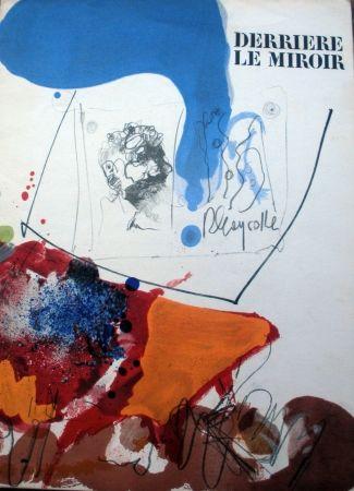 挿絵入り本 Rebeyrolle - Derriere le Miroir n.163