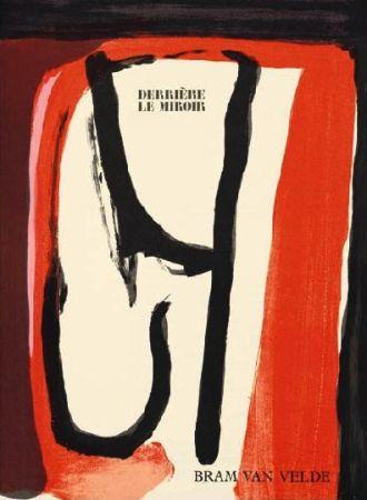 挿絵入り本 Van Velde -  Derriere Le Miroir N°240