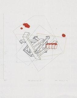 エッチングと アクチアント Tiscornia - Des-habitationes 2