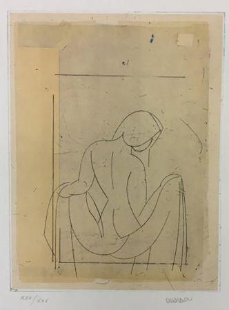 彫版 Valdés - Desnudo I
