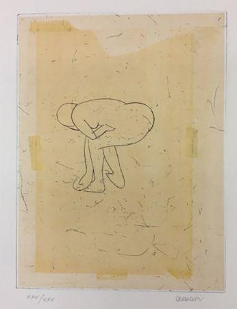 彫版 Valdés - Desnudo VI